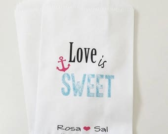 ON SALE Candy Buffet Bags