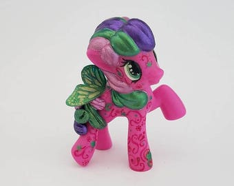 Custom OOAK My Little Pony Toy by RevRuby MLP
