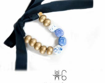 Handmade luxurious necklace