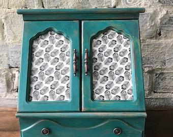 Cowgirl Jewelry Box