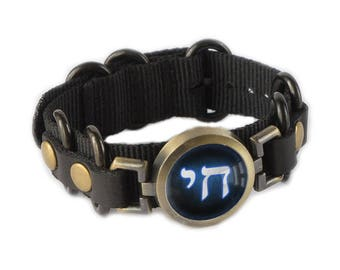 Jewish Bracelet - Chai