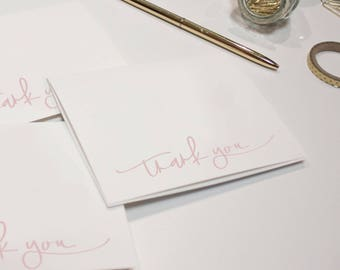 Thank You Cards (Set of 9), Blank Cards, Thank You Stationery