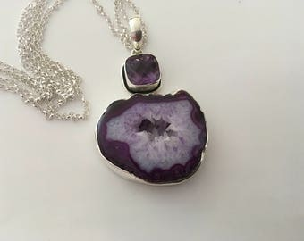 Another Amazing Amethyst Pendant