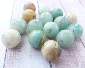 Amazonite Briolette 12mm Beads Jewelry & Beading Supplies
