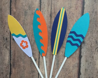Surfboard Toppers--Orange, Yellow, Turquoise, Navy