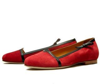 SALE 30% OFF/Ballet flats/Size US 5.5/Last pieces/Handmade flats/Designer shoes/Eu size 36/Uk size 3.5/Small sizes/Final sale