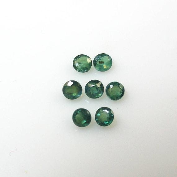 alexandrite 2 5 mm approx 0 59 carat june