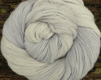 Baby ALPACA, CASHMERE, SILK, Laceweight, Mollycoddle Yarns, Hand dyed wool, Lace, shawl, 100 gms, 800 mts
