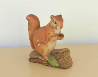 Squirrel,  Forest Animal, Figurine