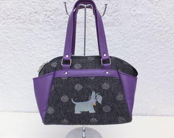 Scottie Dog Gift, Dog Handbag, Gift from Daughter, Westie Dog Gift, Scottish Terrier Gift, West Highland Gift, Gift for Scottie Dog Lover
