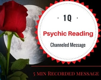 Same Day Psychic Reading Detailed reading Clarity Guidance & Answers reading People reading Places or Event reading Love psychic reading