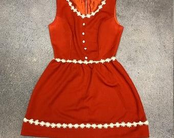 1970's Babydoll Dress