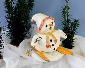"Snowman, figure ""Alwin Alpin"""