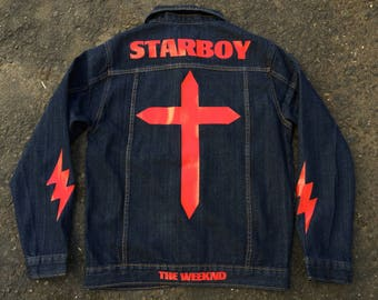Xo The Weeknd Etsy