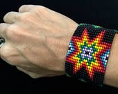Native American Beaded Bracelet / Prayer Bracelet/bead bracelets