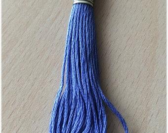 DMC stranded Lavender 3838 dark six strands