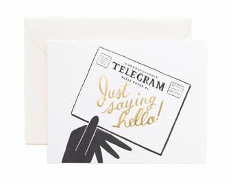 Hello Telegram