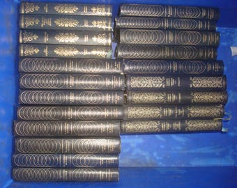 Set of 21 Henry James & W. Somerset Maugham and Joseph Conrad Heron Books.