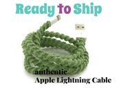 RTS iPhone Lightning Charger Cable, iPhone EarPods, iPhone EarPods plus Lightning Cable Gift Set You Choose - SAGE by Missy and Joy