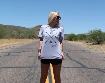 Zonagirl T-shirt Size Medium