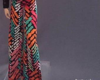 Pants for Barbie,Muse barbie,Tall barbie, FR, Silkstone, Vintage barbie-No. 0546