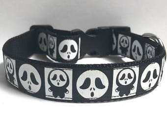 "1"" Monster Ghoul Collar"