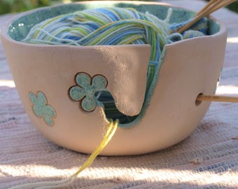 Yarn Bowl ceramic