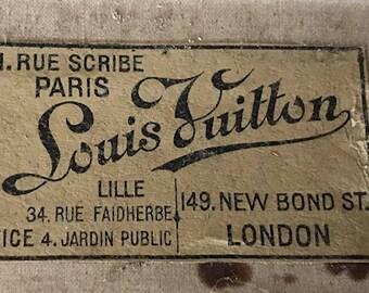 Louis Vuitton Motoring Auto Trunk