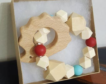 Natural Teething Toy