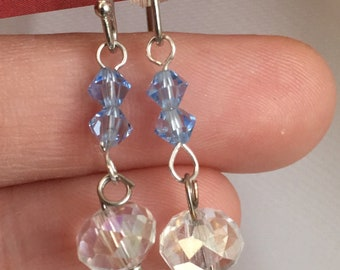 Swarovski crystal dangles - proceeds benefit Avela!