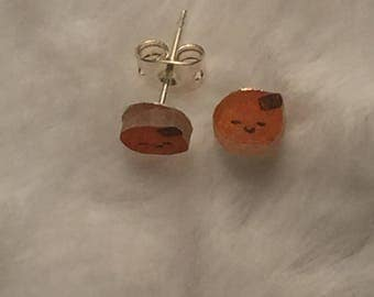 mochi earrings
