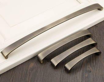 Bookcase European - style bronze handle cabinet cabinet door furniture hardware handle simple cabinet door shoe handle 4301