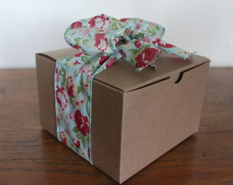 Add on Gift Box-Gift Option-Eco Friendly-Mother's Day-Birthday-Wedding-Baby-Bridal Shower-