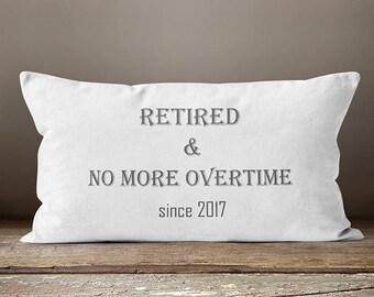 Retirement Gift, Retirement Gifts, Overtime, Retirement Gifts For Women, Retirement Gift for Man