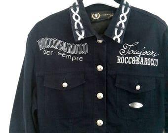 Vintage ROCCOBAROCCO Jacket