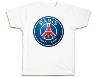 Paris SG 2 Years Futbol Football Soccer T- SHIRT Paris Saint-German FootBall Club