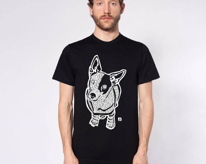 KillerBeeMoto: Jack Russell Terrier Short Or Long Sleeve T-Shirt