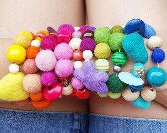 SUMMER 2017: handmade bracelet