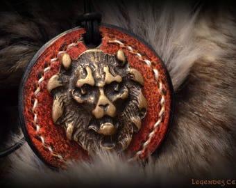 """Talisman leather """"Cersei tears"""""""
