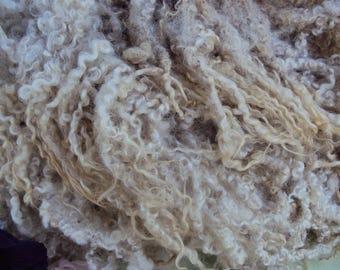 Bluefaced Leicester, Raw Fleece
