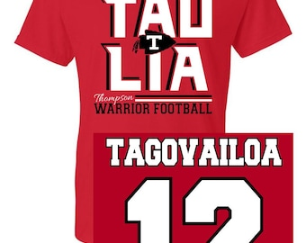 TAGOVAILOA FAMILY TSHIRTS