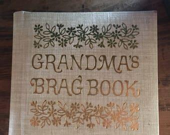 Grandma's Little Brag Book