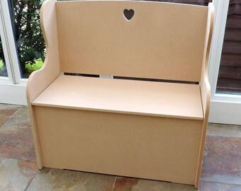 The Shoe Pew (L)- An elegant storage solution-seat chair settle box toy cupboard