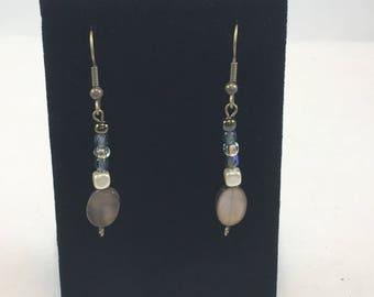Oceana drop earrings