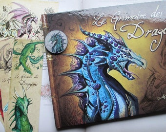 "fantasy book ""the book of dragons"""