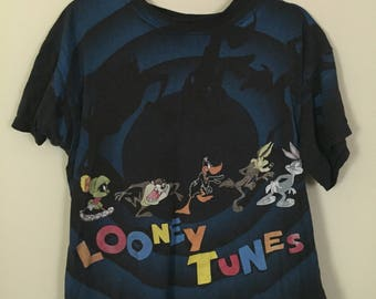 90's Looney Tunes Shadow T-shirt