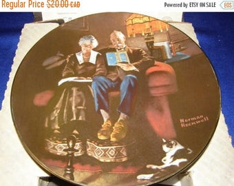 Winter Clearance NORMAN ROCKWELL'S Light Campaign Series, Evening's Ease