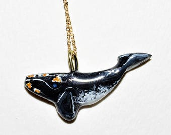 Right Whale Necklace