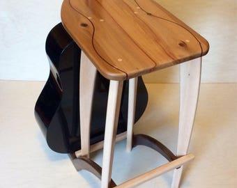 Stand u0027Nu0027 Stool guitar stand guitar stool & Guitar Stool/ Guitar Stand islam-shia.org