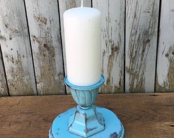 Pedestal Candle Holder